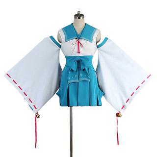 凪のあすから 向井戸 まなか(むかいど まなか) 祭り日 コスプレ衣装