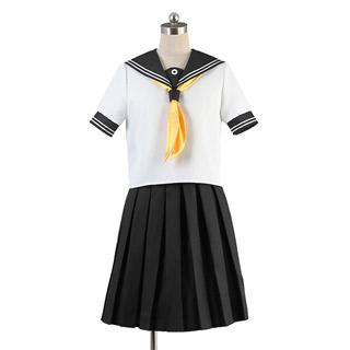 ニセコイ 橘 万里花(たちばな まりか) 凡矢理高校 夏日制服 コスプレ衣装