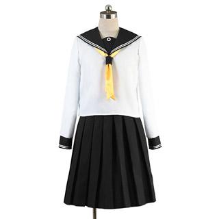 ニセコイ 橘 万里花(たちばな まりか) 凡矢理高校 女子制服 コスプレ衣装