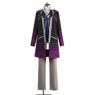 神々の悪戯 ロキ·レーヴァテイン 炎の神 コート コスプレ衣装