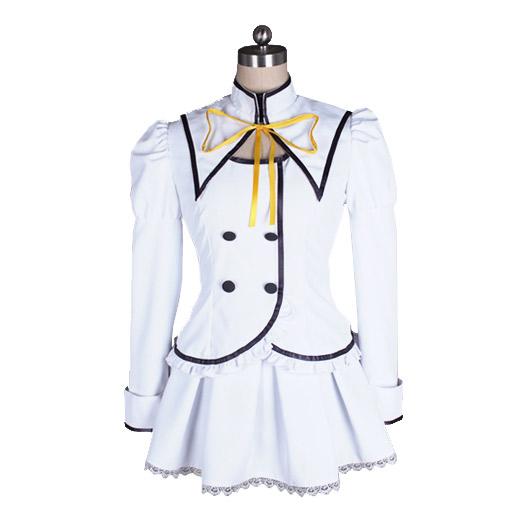 精霊使いの剣舞 クレア・ルージュ コスプレ衣装