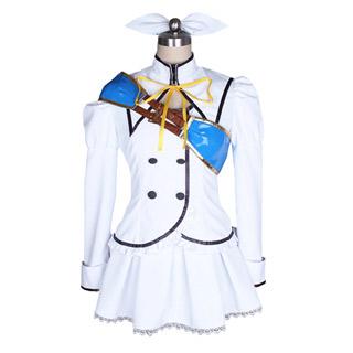 精霊使いの剣舞 エリス・ファーレンガルト コスプレ衣装