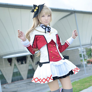 Lovelive!2nd That's Our Miracle Minami Cosplay Costume