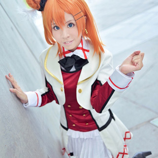 Lovelive!2nd That's Our Miracle Honoka Kosaka Cosplay Costume
