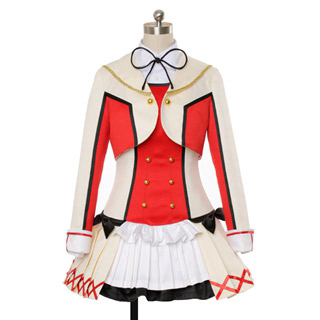 Love Live! 2nd Nico Yazawa Deluxe Edition Cosplay Costume