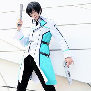 The Irregular at Magic High School Tatsuya Shiba Cosplay Costume Ver.2