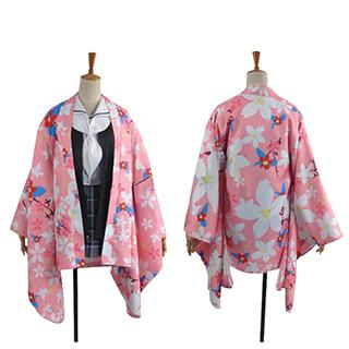 ハナヤマタ 関谷 なる(せきや なる) よさこい踊り 羽織 コスプレ衣装