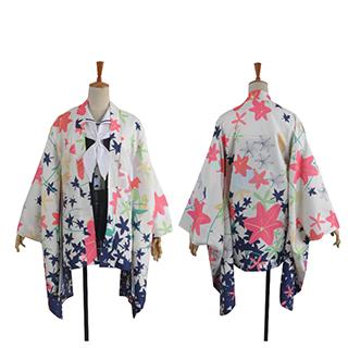ハナヤマタ 西御門 多美(にしみかど たみ) よさこい踊り 羽織 コスプレ衣装