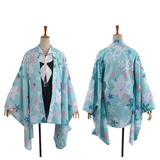 ハナヤマタ ハナ・N・フォンテーンスタンド よさこい踊り 羽織 コスプレ衣装