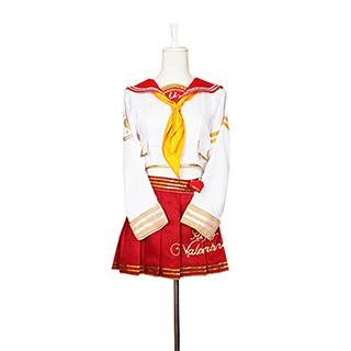 ラブライブ! SR<2月 バレンタイン編> 覚醒前 高坂 穂乃果(こうさか ほのか) コスプレ衣装