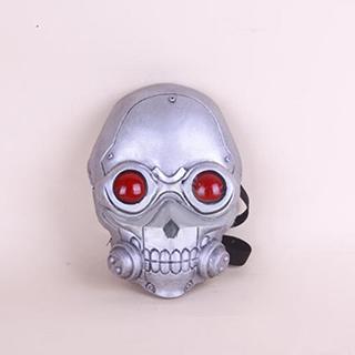 ソードアート・オンラインⅡ(ファントム・バレット) ガンゲイル・オンライン 死銃(デス・ガン) GGO マスク コスプレ道具