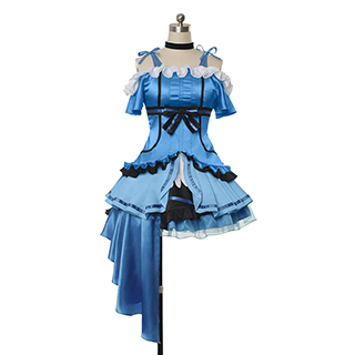 Love Live! KiRa-KiRa Sensation! Happy maker! Umi Sonoda Cosplay Costume