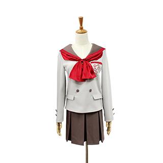 美少女戦士セーラームーン 火野 レイ (ひの レイ) 制服 コスプレ衣装
