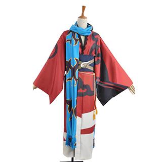 幕末Rock(幕末ロック) 坂本龍馬(さかもと りょうま) 着物 コスプレ衣装