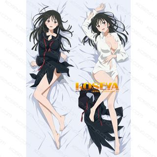 ブラック・ブレット 天童 木更(てんどう きさら) 等身大抱き枕カバー、オリジナル抱き枕カバー、アニメ抱き枕