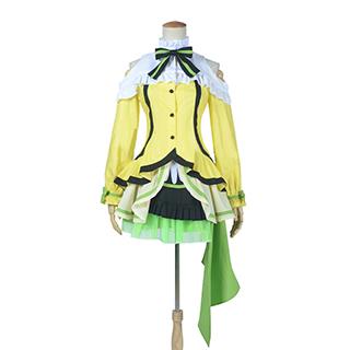 ラブライブ! 2期 第12話/第13話 挿入歌 「KiRa-KiRa Sensation!」/「Happy maker!」 星空 凛(ほしぞら りん) コスプレ衣装