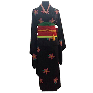 鬼灯の冷徹 座敷童子(ざしきわらし)/一子(いちこ) コスプレ衣装
