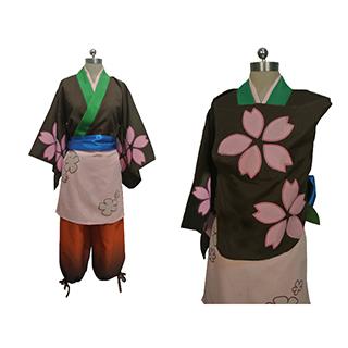 鬼灯の冷徹 木霊(こだま) コスプレ衣装