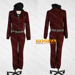 劇場版 K MISSING KINGS 八田 美咲(やた みさき) コスプレ衣装