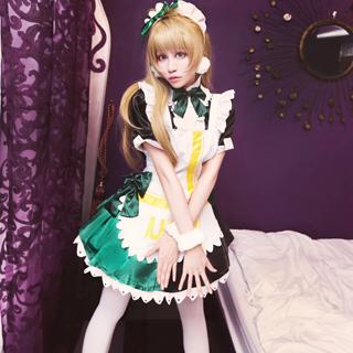 Love Live! Maid Kotori Minami Cosplay Costume