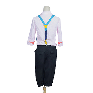 東京喰種トーキョーグール 二等捜査官 鈴屋 什造/ジューゾー コスプレ衣装
