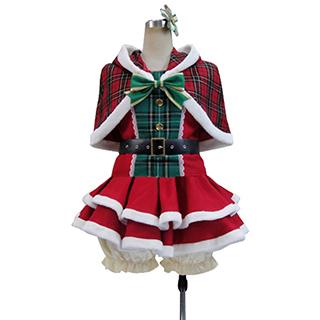 ラブライブ! SR クリスマス編 覚醒後 小泉 花陽(こいずみ はなよ) コスプレ衣装