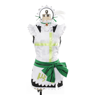 Love Live!μ's 4th Single Rin Hoshizora Cosplay Costume