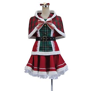 ラブライブ! SR クリスマス編 覚醒後 高坂 穂乃果(こうさか ほのか) コスプレ衣装