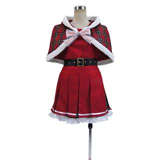 ラブライブ! SR クリスマス編 覚醒後 矢澤 にこ(やざわ にこ) コスプレ衣装