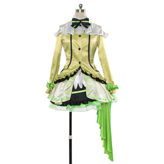 Love Live! KiRa-KiRa Sensation! Happy maker! Rin Hoshizora Cosplay Costume