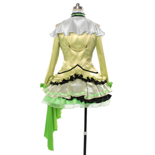 ラブライブ!  「KiRa-KiRa Sensation!」「Happy maker!」 星空凛 コスプレ衣装