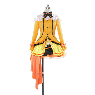 Love Live! KiRa-KiRa Sensation! Happy maker! Hanayo Koizumi Cosplay Costume