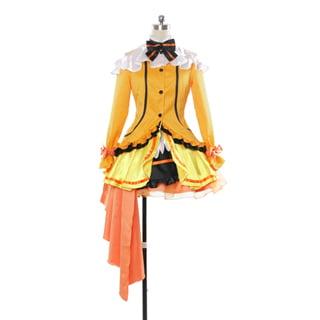 ◆試作版·10点限定◆ ラブライブ! 2期 第12話/第13話挿入歌 「KiRa-KiRa Sensation!」「Happy maker!」 小泉 花陽(こいずみ はなよ) コスプレ衣装