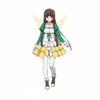 1回目◆5点限定・予約商品◆甘城ブリリアントパーク コボリー コスプレ衣装