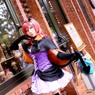 Love Live Love Wing Bell Nishikino Maki Cosplay Costume