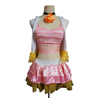 ラブライブ! 夏色えがおで1,2,Jump! 小泉 花陽(こいずみ はなよ) コスプレ衣装