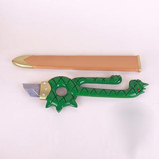 七つの大罪 メリオダス  憤怒の罪 常闇の棺 刃欠けの剣  コス用具 コスプレ道具