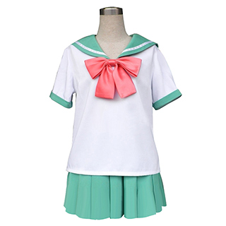 新テニスの王子様 テニスの王子様 青春学園中等部 女性制服 夏服 コスプレ衣装