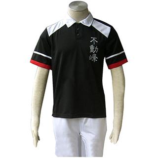 新テニスの王子様 不動峰中学校 テニスウェア 夏服 コスプレ衣装