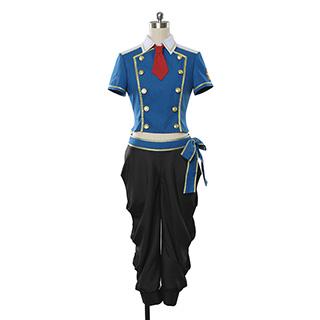 MARGINAL#4 Red Hot SAGA Kirihara Atomu Cosplay Costume