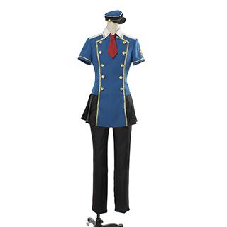 MARGINAL#4 Red Hot Sega Nomura Eru Cosplay Costume