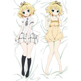 ご注文はうさぎですか?  シャロ/桐間 紗路(きりま しゃろ) 等身大抱き枕カバー、オリジナル抱き枕カバー、アニメ抱き枕
