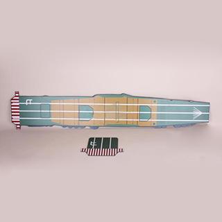 艦隊これくしょん -艦これ- 空母 飛龍(ひりゅう) 盾 飛行甲板 コス用具 コスプレ道具