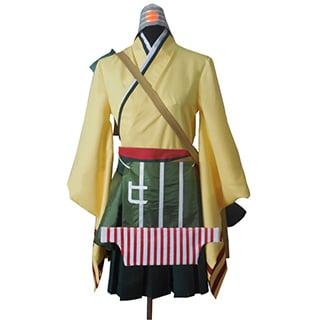 艦隊これくしょん -艦これ- 飛龍改二(ひりゅうかいに) コスプレ衣装