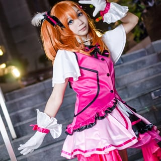 Love Live! Kousaka Honoka Cosplay Costumes