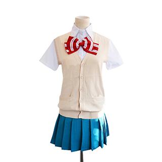 オオカミ少女と黒王子 篠原 エリカ(しのはら エリカ) コスプレ衣装