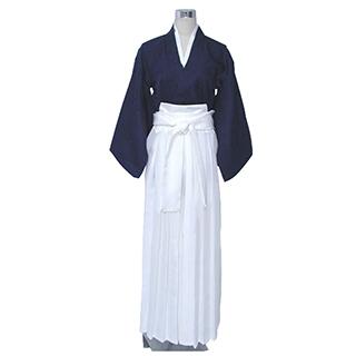 るろうに剣心 -明治剣客浪漫譚- 緋村 剣心(ひむら けんしん) 青服 コスプレ衣装