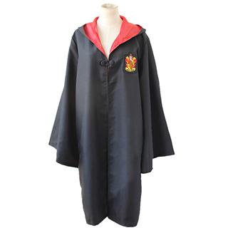 ハリー・ポッターシリーズ グリフィンドール寮 マント コスプレ衣装