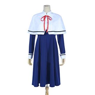 繰繰れ! コックリさん 市松 こひな(いちまつ こひな) 冬服 コスプレ衣装
