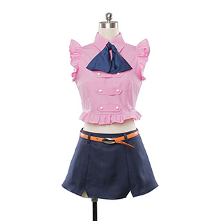 The Seven Deadly Sins Elizabeth Liones  Cosplay Costume